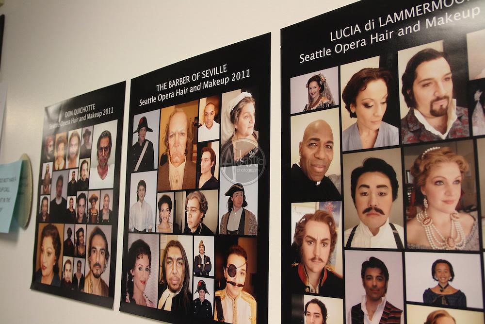Opera Makeup Workshop.