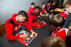 Bristol Sport Kids Christmas Party at Ashton Gate - Rogan Thomson/JMP - 21/12/2016 - SPORT - Ashton Gate Stadium - Bristol, England.