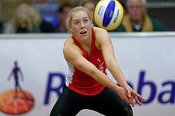 04-01-2020 NED: NK Beach volleyball Indoor, Aalsmeer<br /> Emma Piersma
