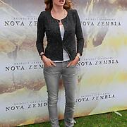 NLD/Amsterdam/20110407 - Castpresentatie film Nova Zembla 3D, Doutzen Kroes