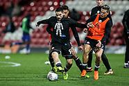 Brentford v Cardiff City