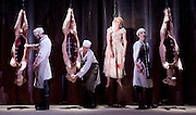 Tipping The Velvet <br /> by Sarah Waters <br /> adopted by Laura Wade <br /> at the Lyric Hammersmith, London, Great Britain <br /> press photocall <br /> 25th September 2015 <br /> <br /> Sally Messham as Nancy <br /> <br /> <br /> <br /> Photograph by Elliott Franks <br /> Image licensed to Elliott Franks Photography Services