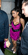 13.JULY.2010. LONDON<br /> <br /> AMY WINEHOUSE AND REG TRAVISS AT THE PSYCHOSIS PREMIERE AFTER PARTY, HAYMARKET, LONDON<br /> BYLINE: EDBIMAGEARCHIVE.CO.UK<br /> <br /> *THIS IMAGE IS STRICTLY FOR UK NEWSPAPERS AND MAGAZINES ONLY*<br /> *FOR WORLD WIDE SALES AND WEB USE PLEASE CONTACT EDBIMAGEARCHIVE - 0208 954 5968*