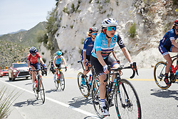 Omer Shapira (ISR) at Amgen Tour of California Women's Race empowered with SRAM 2019 - Stage 3, a 126 km road race from Santa Clarita to Pasedena, United States on May 18, 2019. Photo by Sean Robinson/velofocus.com