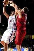DESCRIZIONE : Equipe de France Homme Preparation Euro Lituanie France Belgique a Lievin<br /> GIOCATORE : Noah Joachim <br /> SQUADRA : France Homme <br /> EVENTO : Preparation Euro Lituanie<br /> GARA : France France Belgique<br /> DATA : 27/08/2011<br /> CATEGORIA : Basketball France Homme<br /> SPORT : Basketball<br /> AUTORE : JF Molliere FFBB<br /> Galleria : France Basket 2010-2011 Action<br /> Fotonotizia : Equipe de France Homme Preparation Euro Lituanie France  France Belgique a Lievin<br /> Predefinita :