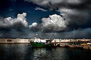Israel, Jaffa, The ancient port now fishing port