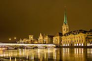 141114 Zurich by Night