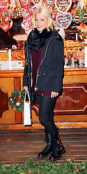 © Licensed to London News Pictures. 21/11/2013, UK. Amelia Lily, Hyde Park Winter Wonderland VIP Opening, Hyde Park, London UK, 21 November 2013. Photo credit : Richard Goldschmidt/Piqtured/LNP
