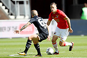 Angelino of NAC Breda, Mats Seuntjes of AZ Alkmaar