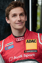 22.04.2012, Kurhaus, Wiesbaden, GER, DTM, Praesentation Wiesbaden, im Bild Filipe Albuquerque (Team Rosberg/ Audi A5 DTM (2012) // during the DTM Presentation 2012, at the Kurhaus, Wiesbaden, Germany on 2012/04/22. EXPA Pictures © 2012, PhotoCredit: EXPA/ Eibner/ Ulrich Roth..***** ATTENTION - OUT OF GER *****