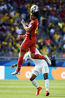 Fotball 17. juni 2014 , Belgium vs Algeria - World Cup 2014 - 06/17/2014<br />