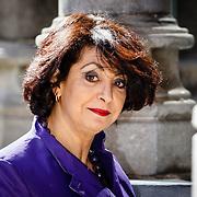 NLD//Middelburg20160421 - Four Freedoms Awards 2016, voorzitster 2de kamer, Khadija Arib