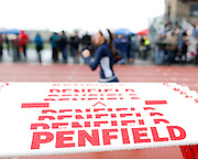 Penfield High School hosted the 36th Annual His and Her track and field invitational on Saturday, April 26, 2014.