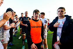 - Mandatory by-line: Ryan Hiscott/JMP - 17/11/2018 - RUGBY - Sandy Park Stadium - Exeter, England - Exeter Braves v Gloucester United - Premiership Rugby Shield