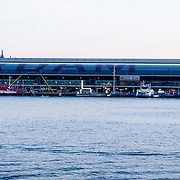 NLD/Amsterdam/20130826 - Centraal Station Amsterdam