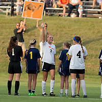 Women Soccer vs Davidson