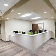 Interiors of Santa Rosa Sutter MOB-