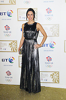 LONDON - NOVEMBER 30: Samantha Murray attended the British Olympic Ball at the Grosvenor House Hotel, London, UK. November 30, 2012. (Photo by Richard Goldschmidt)