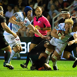 Antoinie Claassen of Racing 92 during Top 14 match between Toulon and Racing 92 on August 25, 2018 in Toulon, France. (Photo by Henri/Icon Sport)