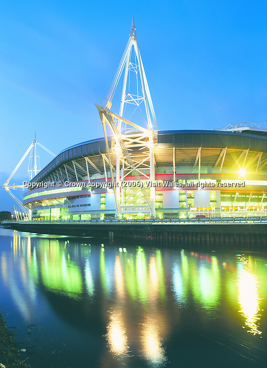 Millennium Stadium<br />