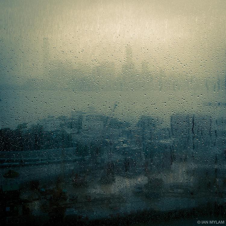 Rain Over Kowloon - Hong Kong, China