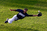 The Dorsey Dons defeated the South East Jaguars 8-5 in the semifinals of the LA City Section Division II baseball playoffs at Dedeaux Field on the campus of USC on Monday, June 2, 2014 in Los Angeles.