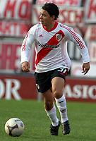 Fotball<br /> Argentina 2003/2004<br /> 17.08.2003<br /> River v Newells<br /> Marcello Gallardo<br /> Foto: Argenpress/Digitalsport