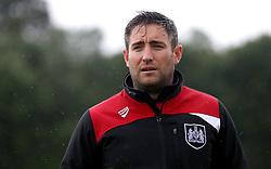 Bristol City Manager Lee Johnson oversees Pre-Season Training ahead of the Sky Bet Championship Season - Mandatory by-line: Robbie Stephenson/JMP - 29/06/2016 - FOOTBALL - Bristol City Training Ground - Bristol, United Kingdom - Bristol City - Bristol City Pre-Season Training