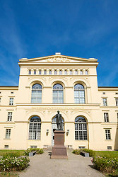 Humboldt Graduate School part of Humboldt University in Berlin. Germany