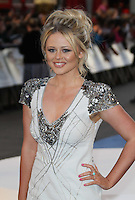 Emily Atack The Death And Life Of Charlie St. Cloud UK Premiere, Empire Cinema, Leicester Square, London, UK, 16 September 2010: For piQtured Sales contact: Ian@Piqtured.com +44(0)791 626 2580 (Picture by Richard Goldschmidt/Piqtured)