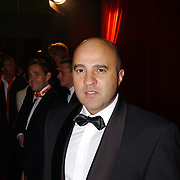 NLD/Amsterdam/20041209 - Miljonairfair 2004, misdaad journalist John van den Heuvel