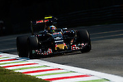 September 2, 2016: Carlos Sainz Jr. Scuderia Toro Rosso , Italian Grand Prix at Monza