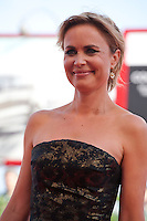 Actress Radha Mitchell at the gala screening for the film Looking For Grace at the 72nd Venice Film Festival, Thursday September 3rd 2015, Venice Lido, Italy.