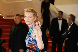 Jury President Cate Blanchett attends the screening of 'Cold War (Zimna Wojna)' during the 71st annual Cannes Film Festival at Palais des Festivals on May 10, 2018 in Cannes, France. Photo by David Boyer/ABACAPRESS.COM