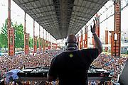 © Filippo Alfero<br /> Kappa FuturFestival - Torino Summer Music Festival<br /> Torino, 30/06/2012<br /> Nella foto: Carl Cox