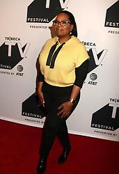 September 22, 2017 - New York, New York, U.S. - OPRAH WINFREY attends the New York Premiere of 'Released' at the TriBeCA TV Festival. (Credit Image: © Nancy Kaszerman via ZUMA Wire)