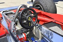 June 10, 2018 - Montreal, Canada - Motorsports: FIA Formula One World Championship 2018, Grand Prix of Canada  Jacques Villeneuve (CDN) Sky Italia with his Fathers 1978 Canadian GP winning Ferrari 312T3  (Credit Image: © Hoch Zwei via ZUMA Wire)
