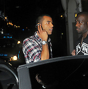03.NOVEMBER.2010. LONDON<br /> <br /> ASHLEY COLE LEAVING ALTO NIGHT CLUB IN SOHO AT 2.45AM FOLLOWED CLOSELY BY TWO MYSTERY GIRLS, HE GOT IN A CAR AND STARTED SHOUTING ABUSE AT PHOTOGRAPHERS BEFORE GETTING BACK OUT THE CAR AND STARTED ARGUING AGAIN WITH PHOTOGRAPHERS, BY THIS TIME HE WAS SURROUNDED BY HIS FRIENDS. THE POLICE THEN TURNED UP AND GOT INVOLVED AND TOLD ASHLEY TO GET IN THE CAR AND GO HOME.<br /> <br /> BYLINE: EDBIMAGEARCHIVE.COM<br /> <br /> *THIS IMAGE IS STRICTLY FOR UK NEWSPAPERS AND MAGAZINES ONLY*<br /> *FOR WORLD WIDE SALES AND WEB USE PLEASE CONTACT EDBIMAGEARCHIVE - 0208 954 5968*