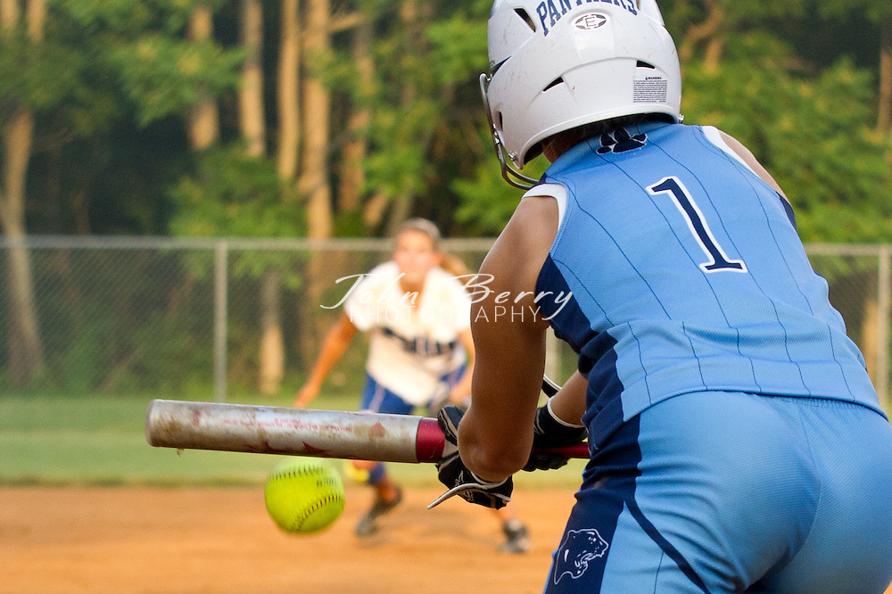 June/1/11:  MCHS Varsity Softball vs Page Panthers.  Region B semi-final.  Madison wins 7-6.