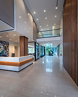 Interior image of Valo Apartments in Washington DC by Jeffrey Sauers of CPI Productions