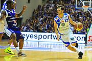 DESCRIZIONE : Sassari Lega A 2012-13 Dinamo Sassari Lenovo Cant&ugrave; Quarti di finale Play Off gara 2<br /> GIOCATORE : Travis Diener<br /> CATEGORIA : Palleggio<br /> SQUADRA : Dinamo Sassari<br /> EVENTO : Campionato Lega A 2012-2013 Quarti di finale Play Off gara 2<br /> GARA : Dinamo Sassari Lenovo Cant&ugrave; Quarti di finale Play Off gara 2<br /> DATA : 11/05/2013<br /> SPORT : Pallacanestro <br /> AUTORE : Agenzia Ciamillo-Castoria/M.Turrini<br /> Galleria : Lega Basket A 2012-2013  <br /> Fotonotizia : Sassari Lega A 2012-13 Dinamo Sassari Lenovo Cant&ugrave; Play Off Gara 2<br /> Predefinita :
