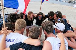 French Sailing Team, Day4, 2015 Youth Sailing World Championships,<br />Langkawi, Malaysia