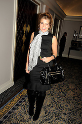 AMBER AIKENS at the In Style Handbag Auction is association with Revlon raising money for the Rainbow Trust children's charity held at the Berkeley Hotel, Knightsbridge, London on 4th November 2008.
