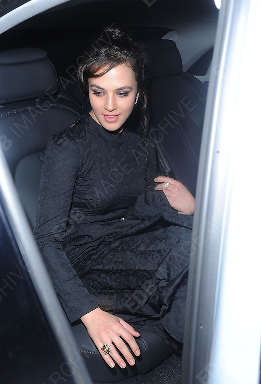 12.FEBRUARY.2012. LONDON<br /> <br /> JESSICA BROWN-FINDLAY AT THE WEINSTEIN COMPANY AND ENTERTAINMENT FILM DISTRIBUTION POST BAFTA EVENT AT THE LE BARON, EMBASSY CLUB, LONDON<br /> <br /> BYLINE: EDBIMAGEARCHIVE.COM<br /> <br /> *THIS IMAGE IS STRICTLY FOR UK NEWSPAPERS AND MAGAZINES ONLY*<br /> *FOR WORLD WIDE SALES AND WEB USE PLEASE CONTACT EDBIMAGEARCHIVE - 0208 954 5968*