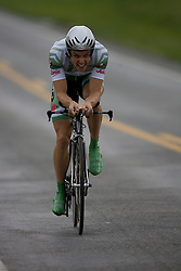 Matt Winstead (MOR) during stage 1 of the Tour of Virginia.  The Tour of Virginia began with a 4.7 mile individual time trial near Natural Bridge, VA on April 24, 2007. Formerly known as the Tour of Shenandoah, the ToV has gained National Race Calendar (NRC) status for the first time in its five year history.