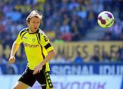 FUSSBALL  1. BUNDESLIGA   SAISON 2009/2010  31. SPIELTAG Borussia Dortmund - TSG 1899 Hoffenheim          18.04.2010 Jakub BLASZCZYKOWSKI (genannt KUBA, Borussia Dortmund) Einzelaktion am Ball