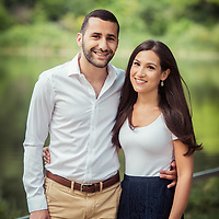Lucy and Tim's Engagement Shoot 22.06.2017