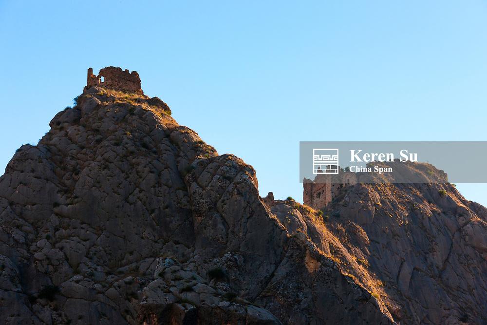 Eski Khata (Old Castle), near Mt. Nemrut, Turkey