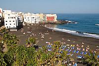Espagne. Iles Canaries. Tenerife. Puerto de la Cruz. // Spain. Canary islands. Tenerife. Puerto de la Cruz.