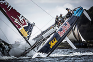 2015 Extreme Sailing Series. Act4 Cardiff